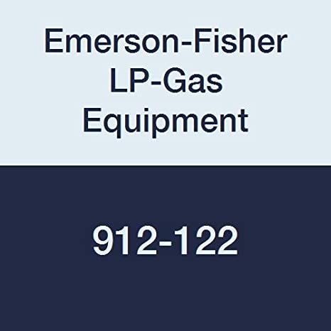3//8 Port 3//4 Vent 10-12.5 WC Emerson-Fisher LP-Gas Equipment HSRL-CFC 1 FNPT CI 2nd Stage UL Regulator with Relief
