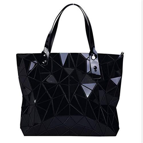 Black Grande Donna Per A Borsa Tracolla Black1 Con E XS0nOUn