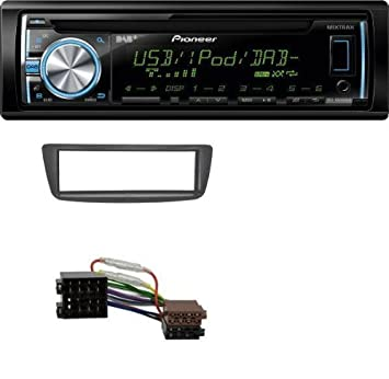 Citroen DS3 car radio iPod iPhone Android player Pioneer stereo USB AUX in