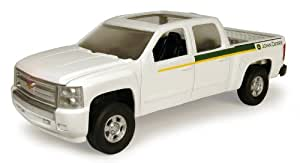 Ertl Chevy Pickup John Deere Deco, 1:16 Scale