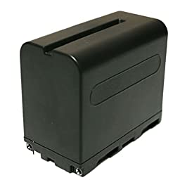 Ikan IBS-970 Sony L Series F970 Compatible Battery (Black)