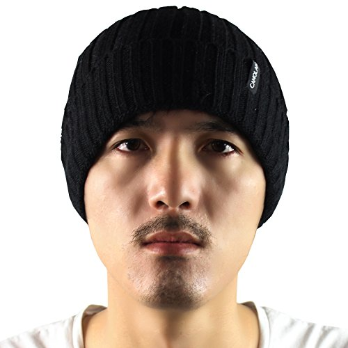 4f8793bf323 ReviewMeta.com  PASS  CAMOLAND Men s Fleece Wool Cable Knit Winter Beanie  Hat Amazon Review Analysis