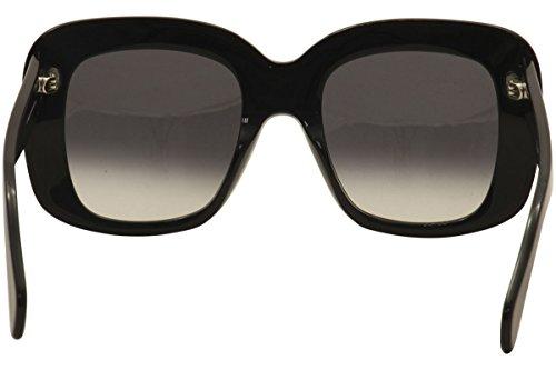 3dc1671041 Celine 41433 S 807 Black 41433 S Square Sunglasses Lens Category 2 Size 52mm