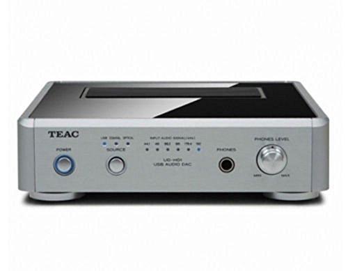 Teac UD-H01 Digital/Analog Converter w/USB Audio Input 32bit DAC - Silver