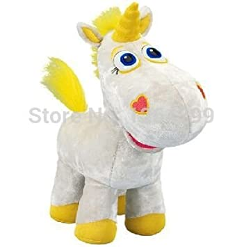 Amazon Com Original Toy Story Buttercup Unicorn 3d Eyes Plush Toys