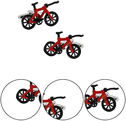 Wimagic - Gemelos de Bicicleta Caja de Regalo para Bodas (Rojo ...