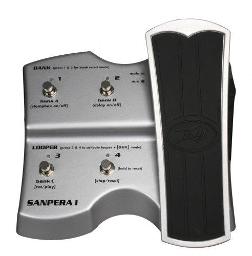 - Peavey Sanpera I Foot Controller