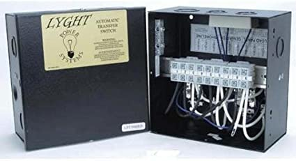 Swell Amazon Com Elkhart Supp Rv Trailer 50 Amp Transfer Switch Power Geral Blikvitt Wiring Digital Resources Geralblikvittorg