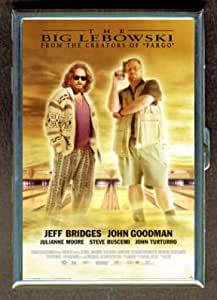 THE BIG LEBOWSKI COEN BROTHERS ID Holder, Cigarette Case or Wallet: MADE IN USA!