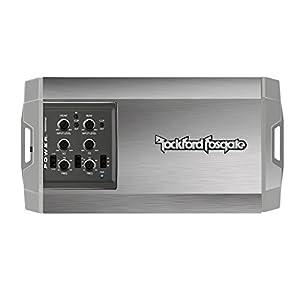 Rockford Fosgate TM400X4AD Power Marine Amplifier, 400 Watt 4 Channel