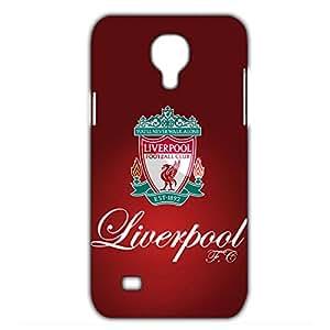 Unique Design FC Livepool Football Club Phone Case Cover For Samsung Galaxy S4mini 3D Plastic Phone Case