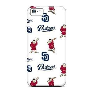 JamieBratt Iphone 5c Great Cell-phone Hard Covers Provide Private Custom Trendy San Diego Padres Image [QKX15655EfMY]