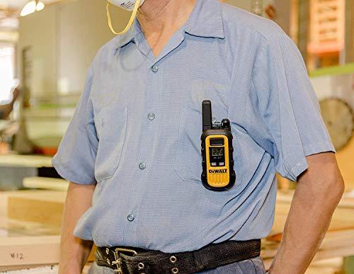DeWALT DXFRS300 1W Walkie Talkies Heavy Duty Business Two-Way Radios (Pair) by DEWALT (Image #17)