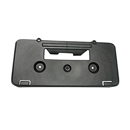 Textured Black Perfect Fit Group REPT017308 Sienna Front License Plate Bracket