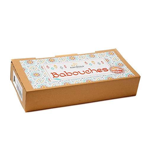 Solides Babouche Souvenirs Pour Medina Un Et Babouches Touareg Usage Fuchsia Quotidien Chaussons Robustes Confortables q0ZnZ5Rw