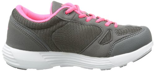 feather Grey Savannah walker Pink womens light Duxfree vz0q6