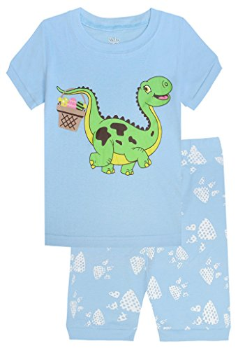 Pajamas Dinosaur Cotton Sleepwear Clothes product image