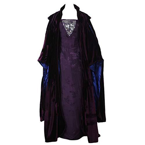 CosplayDiy Women's Dress Set for Star Wars Queen Padme Amidala Cosplay S