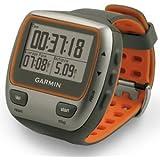 Garmin Forerunner 310XT - Reloj GPS para triatletas, Gris y Naranja