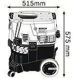 Bosch Professional 06019C32W0 Naß-/Trockensauger GAS 35 L AFC, 1380 W