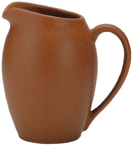 - Noritake Colorwave Creamer Pitcher, Terra Cotta