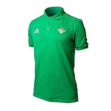 Adidas CI3094 Polo Línea Real Betis Balompié, Hombre, Verde (veruni), M: Amazon.es: Deportes y aire libre