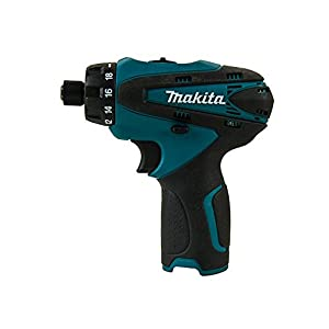 "Makita DF030D 10.8V Li-Ion 1/4"" Hex Cordless Drill/Driver bare tool no battery"