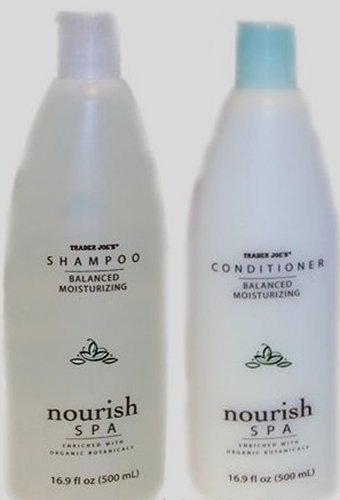 Trader Joe's Nourish Spa