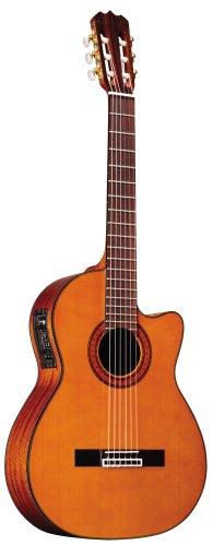 UPC 743565183183, Alvarez Acoustic Guitar AC60SC Cutaway Classical Top Solid Cedar Back & Side Mahogany