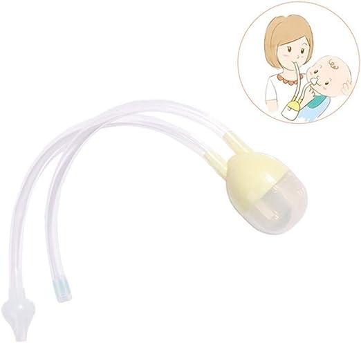Bebé Recién Nacido Nariz de Seguridad Limpiador de Succión al ...