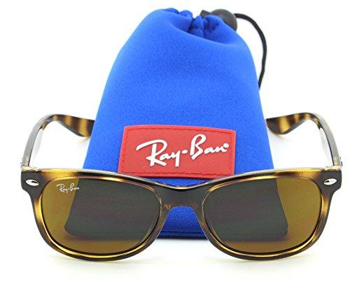 Ray-Ban RJ-9052S 152/3 New Wayfarer JUNIOR Sunglasses Tortoise, - Sale Wayfarer Ray New Ban