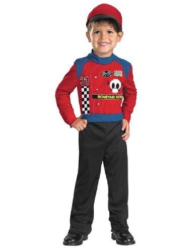 Costumes Racer Boneyard (Boneyard Racer Toddler Costume Size 2T by)