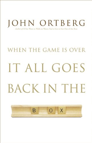 Download When the Game Is Over, It All Goes Back in the Box PDF