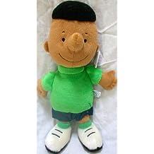 """UFS Peanuts Snoopy, 14"""" Franklin Plush Stuffed Cuddly Soft Doll Toy"""