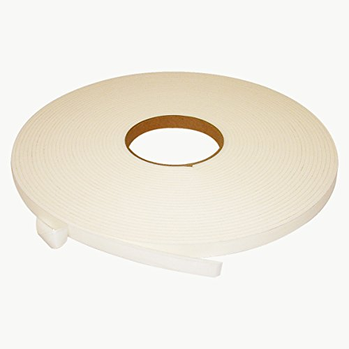 J.V. Converting DC-PEF12A/WI0518 JVCC DC-PEF12A Double Coated Polyethylene Foam Tape: 1/8