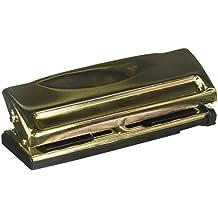DCWV Moment Maker Gold Adjustable 6-Hole Punch