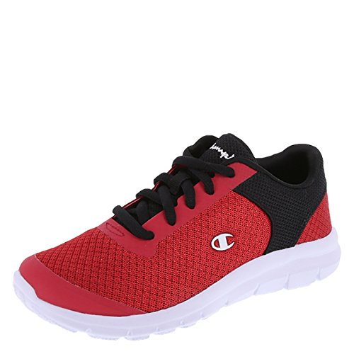 Champion Red Black Boys' Performance Gusto Cross Trainer 4 Regular