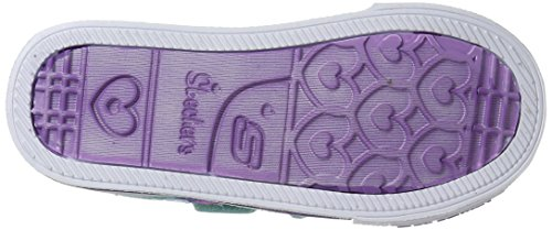 Skechers Kids Chit Chat Lil Primpers Light-Up Sneaker (Toddler/Little Kid) Multi