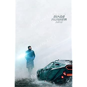 "Posters USA - Blade Runner 2049 Ryan Gosling GLOSSY FINISH Movie Poster - FIL414 (24"" x 36"" (61cm x 91.5cm))"