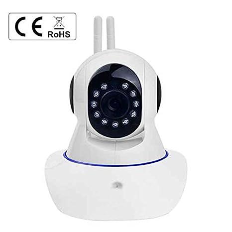 Cámara de Seguridad Wifi El monitor del bebé Audio de Dos Vías 720P Cámara IP Bebé Detección Movimiento Alarma Control Movil Android/iOS Soporte ...