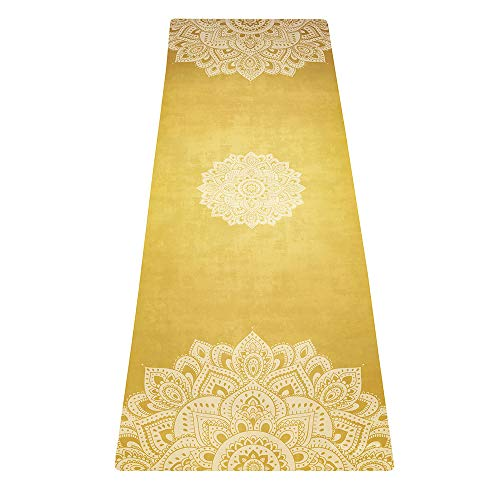YOGA DESIGN LAB The Combo Yoga MAT Eco Luxury Mat/Towel That
