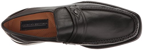 Giorgio Brutini Mens Fleming Slip-On Loafer Black Zy0gMehv