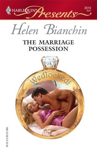 book cover of The Marriage Possession