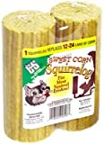 C&S Sweet Corn Squirrelog Refill Pack, 32-Ounce, 2-Pack