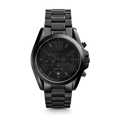 Michael Kors Men's Bradshaw Black Watch MK5550 (Michael Kors Bradshaw Watch 43mm)