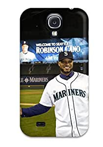 Belva R. Fredette's Shop Hot 9705381K891603721 seattle mariners MLB Sports & Colleges best Samsung Galaxy S4 cases