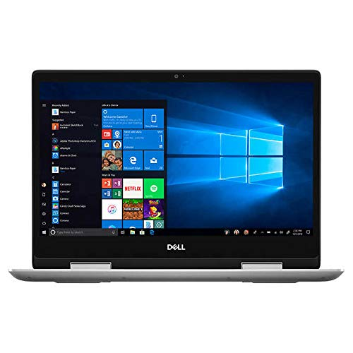 Dell Inspiron 14″ 2 in 1 FHD Touchscreen Home and Business Laptop, Ryzen 5-3500U, 24GB RAM, 128GB SSD, 4 Cores up to 3.70 GHz, Vega 8 Graphics, USB-C, Backlit, Fingerprint, Webcam, Win 10