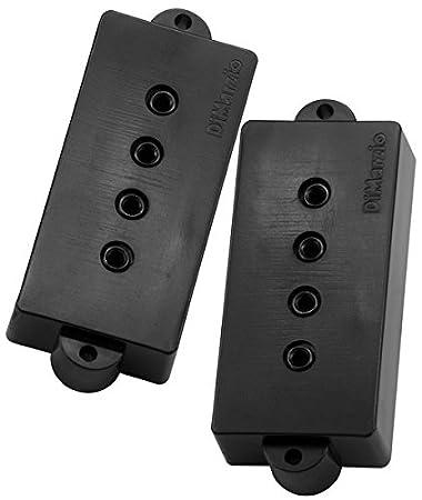 Amazon.com: DiMarzio DP122BK Model P Pickup: Musical Instruments