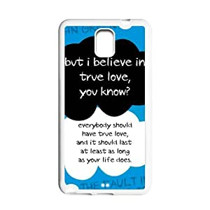 Okay The Fault in Our Stars for Samsung Galaxy Note 3 Best Durable case AML208970