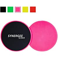 iheartsynergee Gliding Discs Core Sliders. Dual Sided Use...